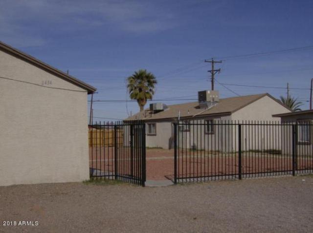 2460 E Pueblo Avenue, Phoenix, AZ 85040 (MLS #5808620) :: Gilbert Arizona Realty