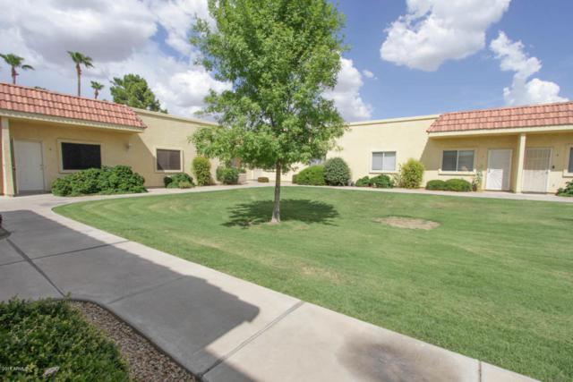17201 N 16TH Drive #9, Phoenix, AZ 85023 (MLS #5808647) :: Yost Realty Group at RE/MAX Casa Grande