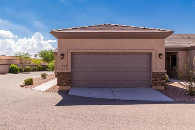 846 N Pueblo Drive #124, Casa Grande, AZ 85122 (MLS #5808722) :: Yost Realty Group at RE/MAX Casa Grande