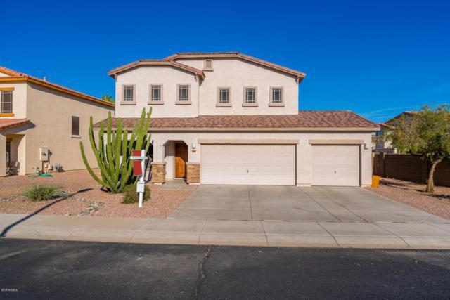 15411 N 168TH Lane, Surprise, AZ 85388 (MLS #5808735) :: Devor Real Estate Associates