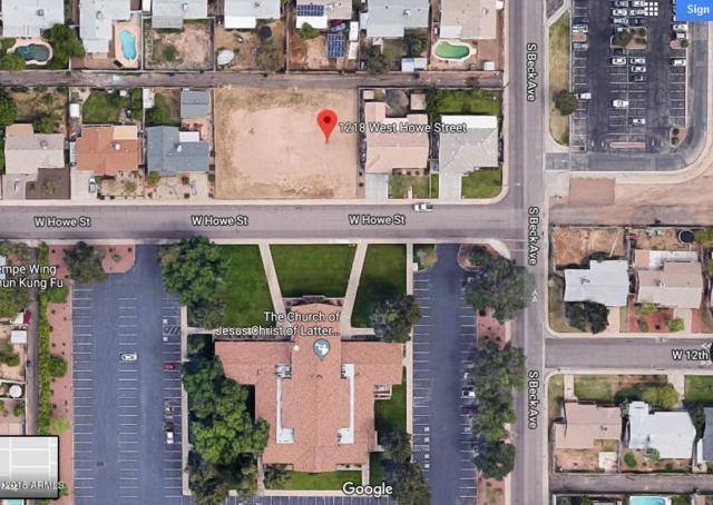 1218 W Howe Street, Tempe, AZ 85281 (MLS #5808768) :: Lifestyle Partners Team