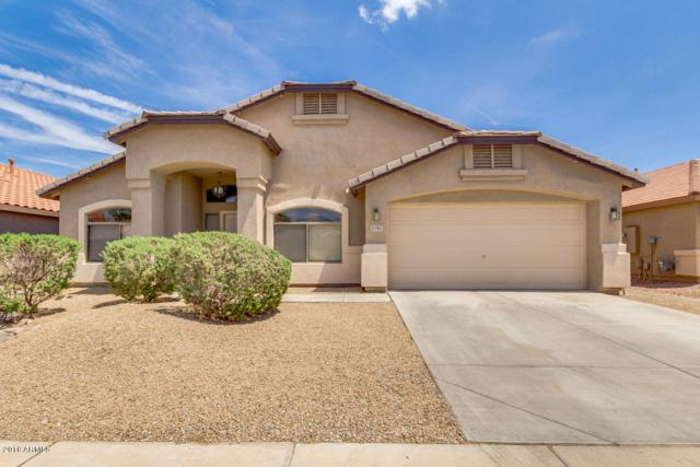 21795 N Van Loo Drive, Maricopa, AZ 85138 (MLS #5808778) :: Yost Realty Group at RE/MAX Casa Grande