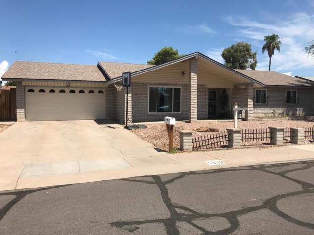 5338 W Hatcher Road, Glendale, AZ 85302 (MLS #5808784) :: Devor Real Estate Associates