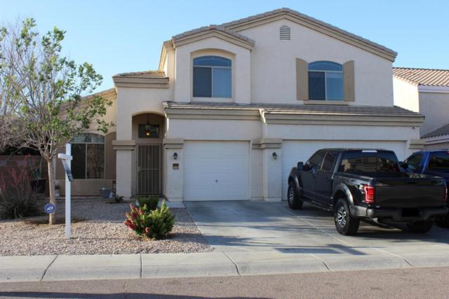 10540 W Chickasaw Street, Tolleson, AZ 85353 (MLS #5808835) :: The Garcia Group @ My Home Group