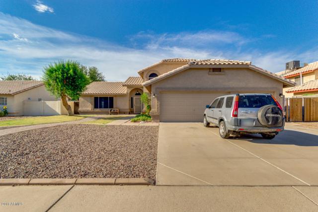 6836 W Cheryl Drive, Peoria, AZ 85345 (MLS #5808840) :: Devor Real Estate Associates