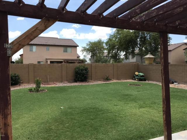 4737 W Juniper Avenue, Coolidge, AZ 85128 (MLS #5808850) :: Yost Realty Group at RE/MAX Casa Grande