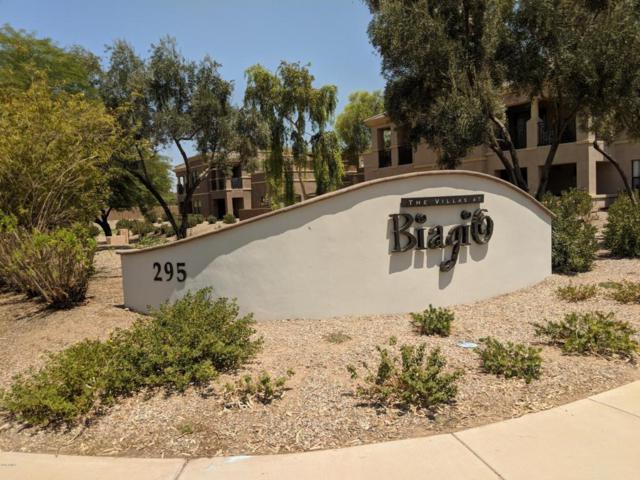 295 N Rural Road #109, Chandler, AZ 85226 (MLS #5808861) :: The Daniel Montez Real Estate Group