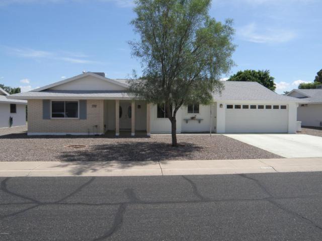 10809 W Cumberland Drive, Sun City, AZ 85351 (MLS #5808948) :: Brett Tanner Home Selling Team
