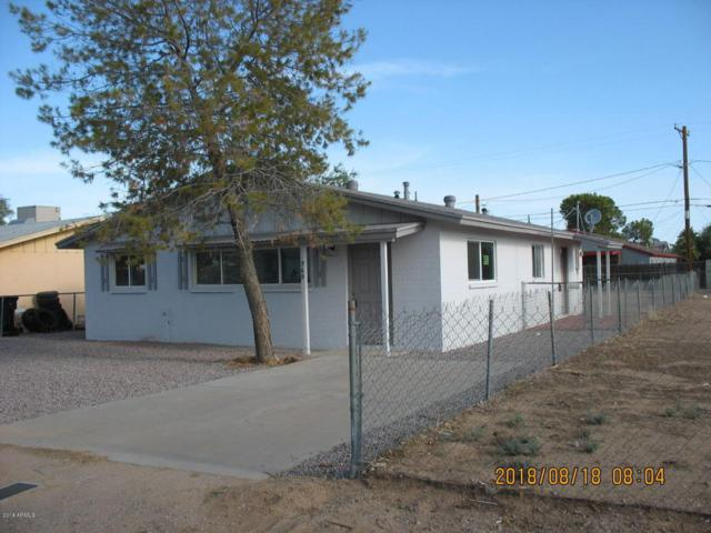 760 W Dewey Avenue, Coolidge, AZ 85128 (MLS #5809138) :: Yost Realty Group at RE/MAX Casa Grande