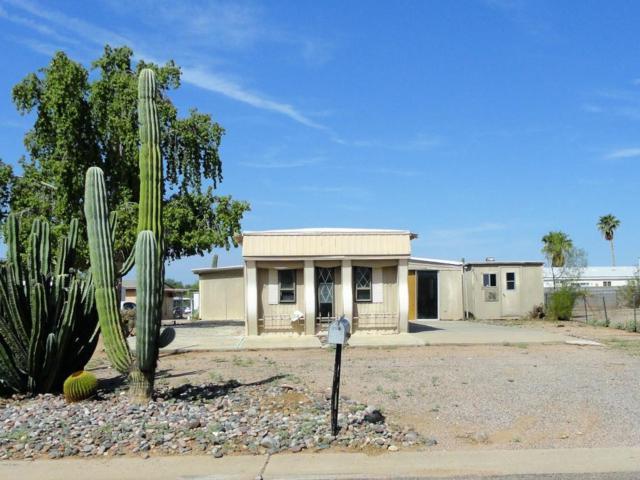 2306 S Vista Road, Apache Junction, AZ 85119 (MLS #5809206) :: The Daniel Montez Real Estate Group