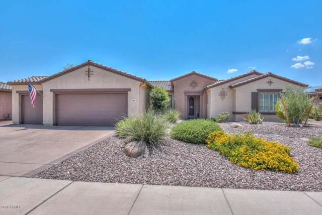 16821 W Oracle Rim Drive, Surprise, AZ 85387 (MLS #5809393) :: Yost Realty Group at RE/MAX Casa Grande