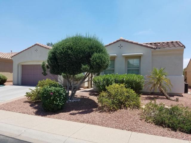 22915 N Las Positas Drive, Sun City West, AZ 85375 (MLS #5809394) :: Desert Home Premier