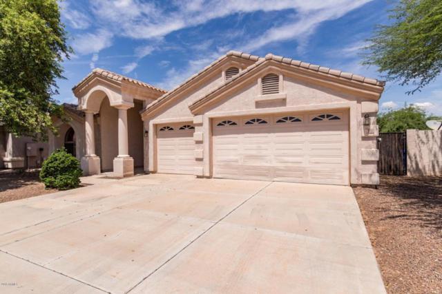 970 E Cherrywood Place, Chandler, AZ 85249 (MLS #5809447) :: The Carin Nguyen Team