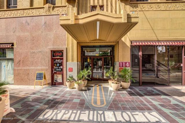 114 W Adams Street #301, Phoenix, AZ 85003 (MLS #5809461) :: Lux Home Group at  Keller Williams Realty Phoenix