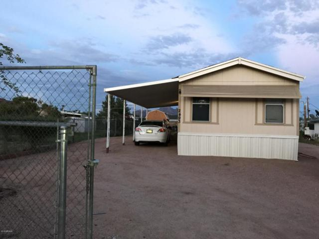 2493 W Tepee Street, Apache Junction, AZ 85120 (MLS #5809494) :: Yost Realty Group at RE/MAX Casa Grande