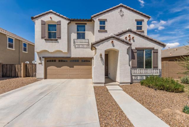 21124 E Cherrywood Drive, Queen Creek, AZ 85142 (MLS #5809626) :: The Garcia Group @ My Home Group