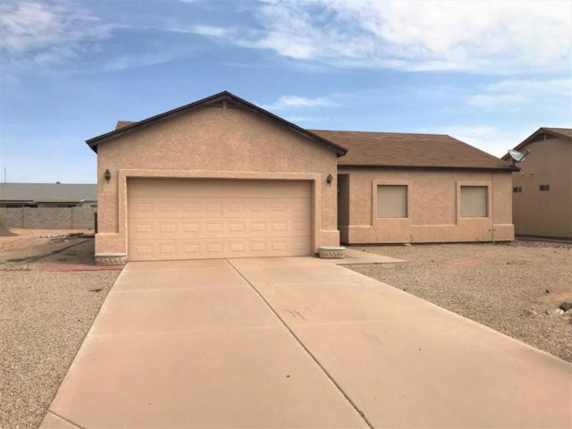 9402 W Tinajas Drive, Arizona City, AZ 85123 (MLS #5809631) :: Yost Realty Group at RE/MAX Casa Grande