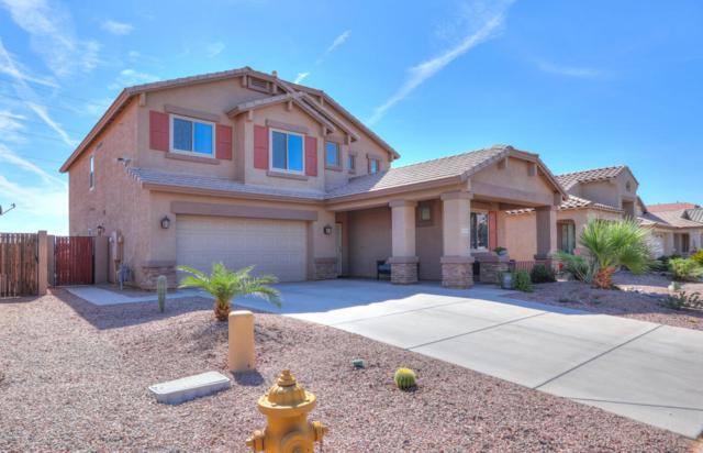 22163 N Dietz Drive, Maricopa, AZ 85138 (MLS #5809659) :: Yost Realty Group at RE/MAX Casa Grande