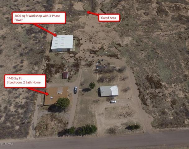 10405 N Mormon Road, Elfrida, AZ 85610 (MLS #5809777) :: The Garcia Group @ My Home Group