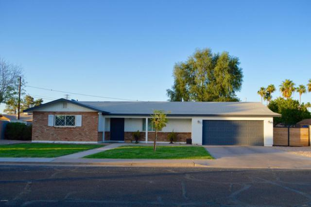 661 N Hall Street, Mesa, AZ 85203 (MLS #5809903) :: Yost Realty Group at RE/MAX Casa Grande