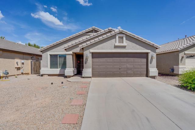 20907 N Mac Neil Street, Maricopa, AZ 85138 (MLS #5810019) :: The W Group