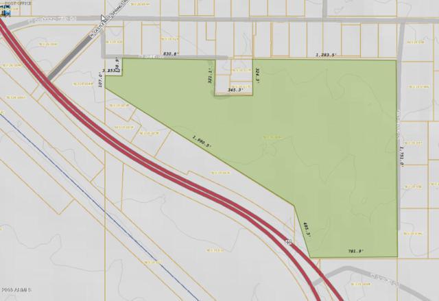 0 W Spirit Drive, Morristown, AZ 85342 (MLS #5810046) :: Brett Tanner Home Selling Team