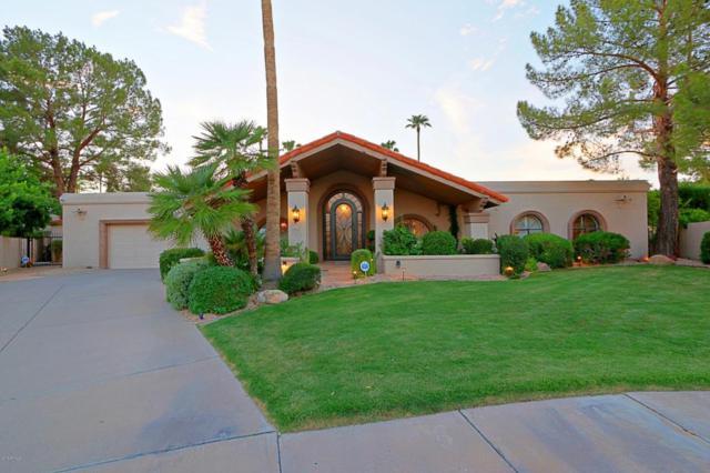 8666 E Turquoise Avenue, Scottsdale, AZ 85258 (MLS #5810106) :: Yost Realty Group at RE/MAX Casa Grande