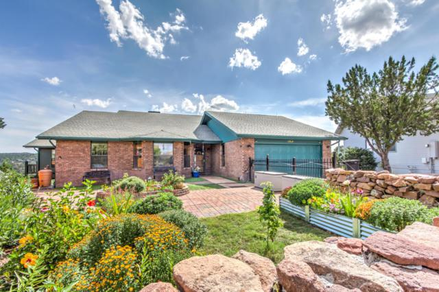 1709 W Point Drive, Payson, AZ 85541 (MLS #5810140) :: The Garcia Group @ My Home Group