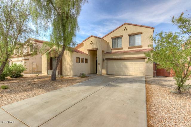 3430 W Sunshine Butte Drive, Queen Creek, AZ 85142 (MLS #5810278) :: The W Group