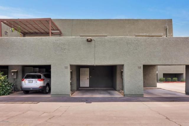 122 S Hardy Drive #18, Tempe, AZ 85281 (MLS #5810610) :: The Garcia Group @ My Home Group