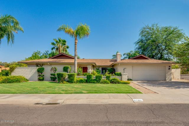 8199 E Del Plomo Drive, Scottsdale, AZ 85258 (MLS #5810696) :: The Everest Team at My Home Group