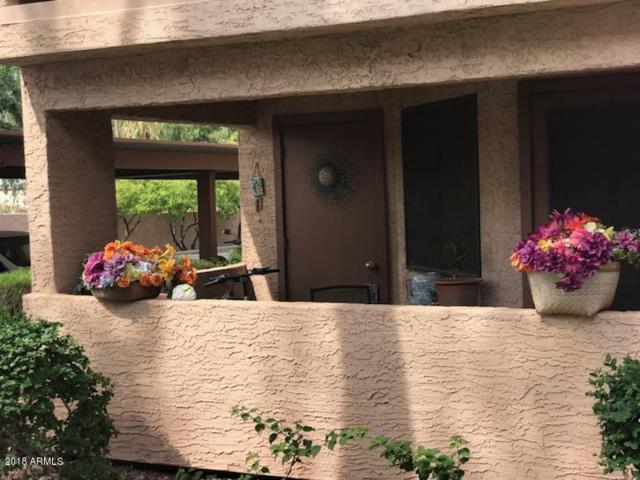 145 N 74TH Street #104, Mesa, AZ 85207 (MLS #5810749) :: Brett Tanner Home Selling Team