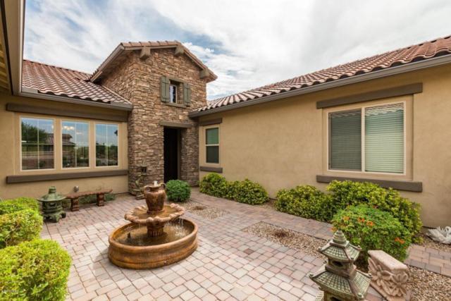 19337 E Pine Valley Drive, Queen Creek, AZ 85142 (MLS #5810917) :: Brett Tanner Home Selling Team