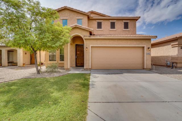 411 E Palomino Way, San Tan Valley, AZ 85143 (MLS #5810921) :: Occasio Realty