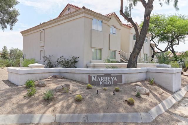 10401 N 52ND Street #203, Paradise Valley, AZ 85253 (MLS #5810949) :: Brett Tanner Home Selling Team