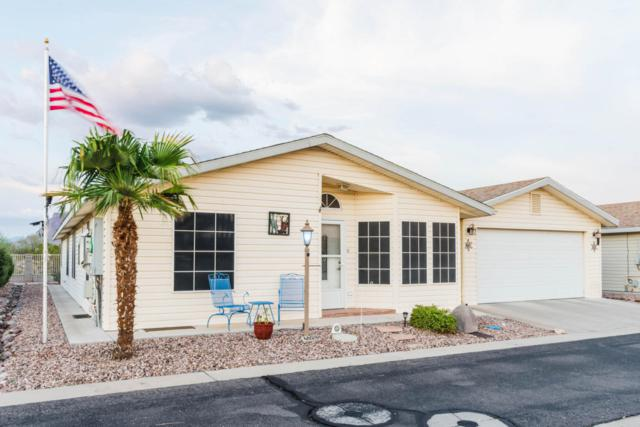 3301 S Goldfield Road #4029, Apache Junction, AZ 85119 (MLS #5811009) :: The Garcia Group @ My Home Group