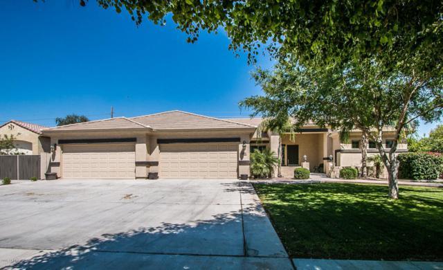 20849 S Hadrian Way, Queen Creek, AZ 85142 (MLS #5811076) :: CC & Co. Real Estate Team