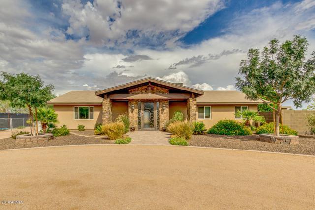 40025 N Kennedy Drive, San Tan Valley, AZ 85140 (MLS #5811141) :: Occasio Realty