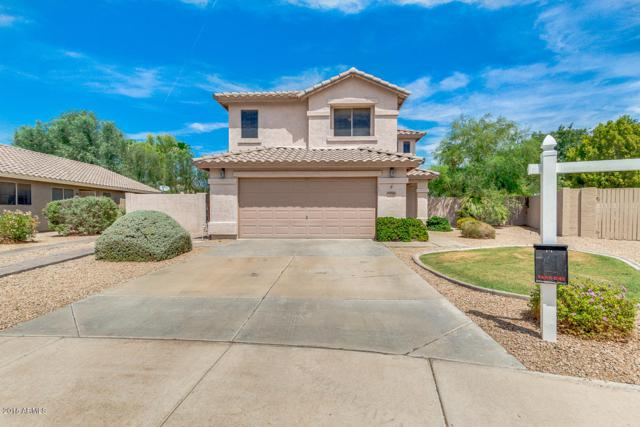 5158 W Campo Bello Drive, Glendale, AZ 85308 (MLS #5811612) :: Sibbach Team - Realty One Group