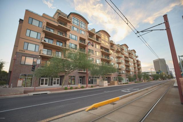16 W Encanto Boulevard #620, Phoenix, AZ 85003 (MLS #5811734) :: Brett Tanner Home Selling Team