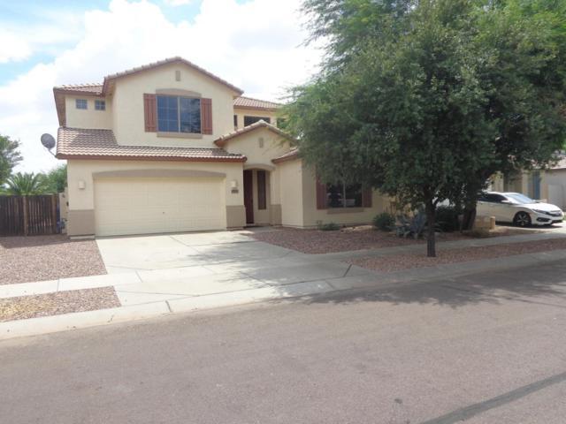 4255 E Cloudburst Court, Gilbert, AZ 85297 (MLS #5811776) :: The Daniel Montez Real Estate Group