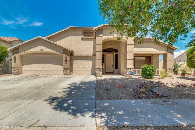 16326 W Fillmore Street, Goodyear, AZ 85338 (MLS #5812047) :: Brett Tanner Home Selling Team