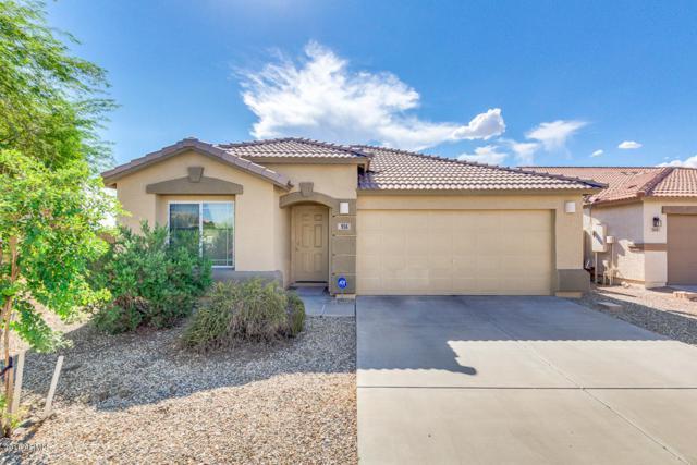 956 S 242ND Lane, Buckeye, AZ 85326 (MLS #5812094) :: Brett Tanner Home Selling Team