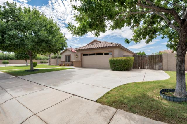 1019 W Bruce Avenue, Gilbert, AZ 85233 (MLS #5812124) :: The Garcia Group @ My Home Group