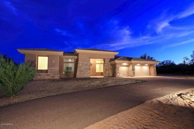 16309 E Calle De Los Flores Drive, Scottsdale, AZ 85262 (MLS #5812157) :: Occasio Realty