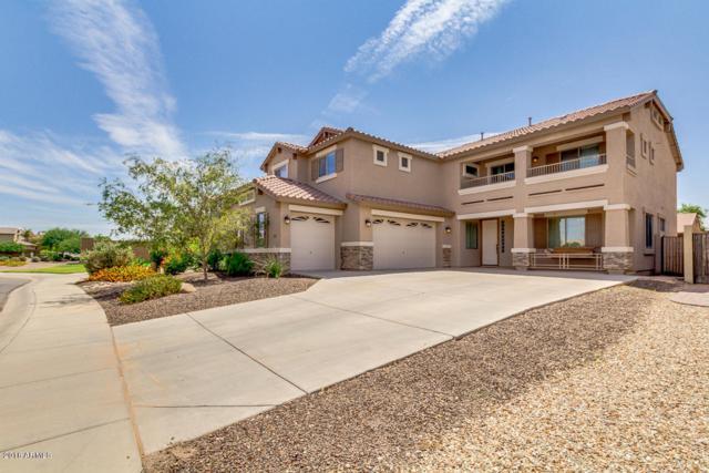 41059 W Robbins Drive, Maricopa, AZ 85138 (MLS #5812313) :: Occasio Realty
