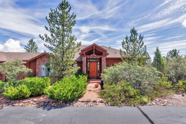 2305 E Blue Bell Circle, Payson, AZ 85541 (MLS #5812377) :: Lifestyle Partners Team