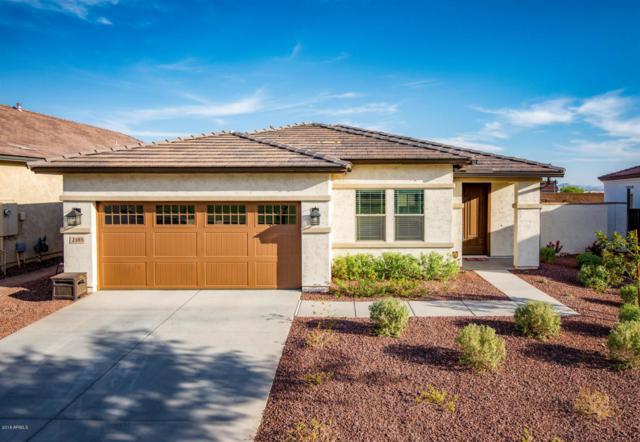 2185 N Beverly Place, Buckeye, AZ 85396 (MLS #5812413) :: The Jesse Herfel Real Estate Group