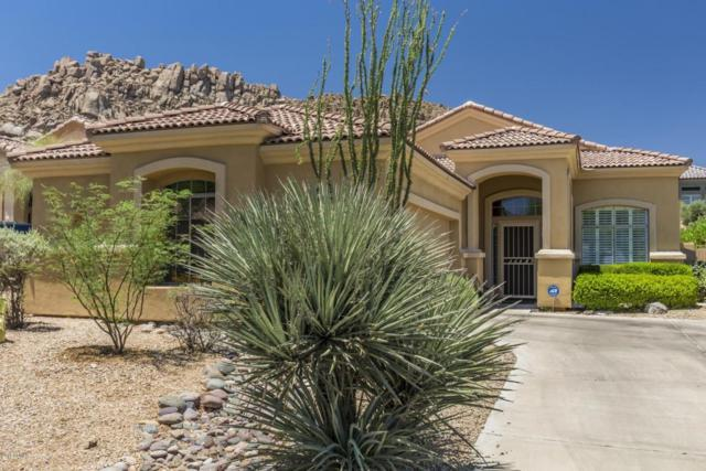 11556 E Bronco Trail, Scottsdale, AZ 85255 (MLS #5812416) :: Brett Tanner Home Selling Team