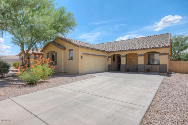 21449 E Nightingale Road, Queen Creek, AZ 85142 (MLS #5812438) :: The W Group